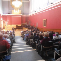 Concerto University Edinburgh