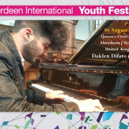 Aberdeen International Youth Festival Daklen Difato